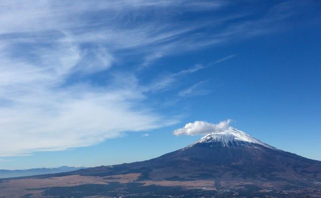 3. ขึ้นเขาคินโทคิซังชมวิวภูเขาไฟฟูจิ (Mt.Kintoki -金時山)
