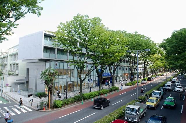 """5. สำหรับสินค้าหรูสำหรับผู้ใหญ่ต้อง """"โอโมเตะซันโดฮิลส์"""" (Omotesando Hills)"""
