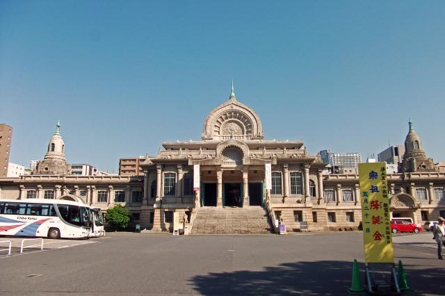 4. วัดสึคิจิ ฮงกันจิ (Tsukiji Honganji Temple)