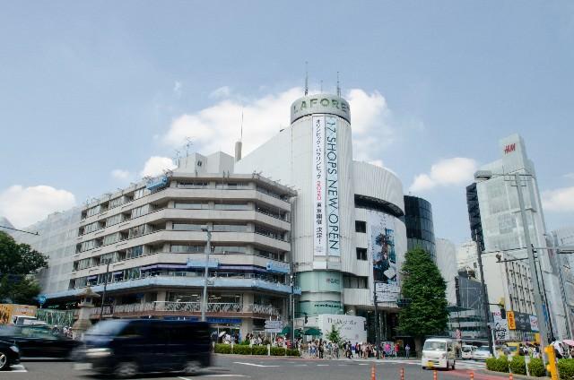 """4. หากต้องการจะซื้อสินค้าแฟชั่นล่าสุดล่ะก็ ต้องที่ """"La Foret Harajuku"""""""