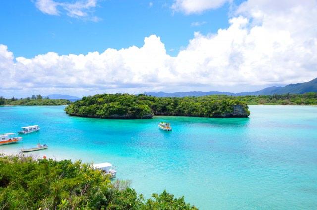 8. 「อ่าวคาบิระ」สถานที่ท่องเที่ยวติดอันดับต้นๆ ในญี่ปุ่นตั้งอยู่ที่เกาะอิชิกาคิ โอกินาวา
