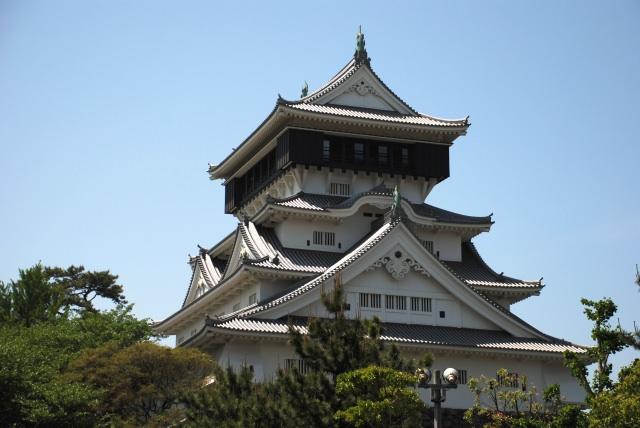 6. หากต้องการเที่ยวชมประสาทในฟุคุโอกะ ขอแนะนำ「ประสาทโคะคุระ Kokura-jo」