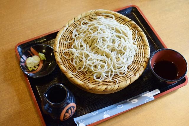 8. จินไดจิโซบะ อาหารรสเลิศที่ทำด้วยน้ำผุดอันอุดมสมบูรณ์