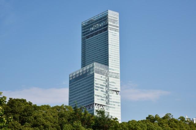 5. ตึกใหม่ล่าสุดที่เพิ่งเปิดตัว Abe no Harukas
