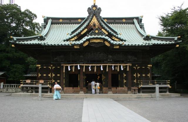 4. ศาลเจ้ามิชิมะ ไทชะ
