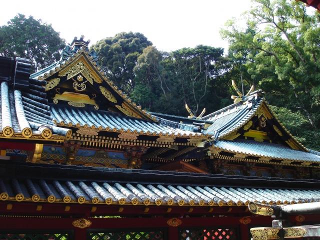 2. ศาลเจ้าคุโนะซังโทชูกุ